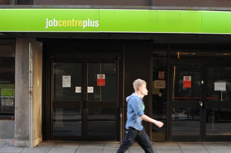 英国平均所得は2008年以来最高水準、失業率は4.1%に上昇
