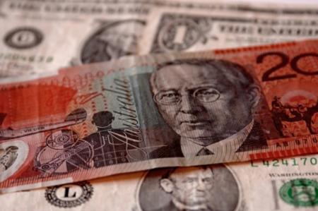 AUD/USD en baisse durant la séance en Asie