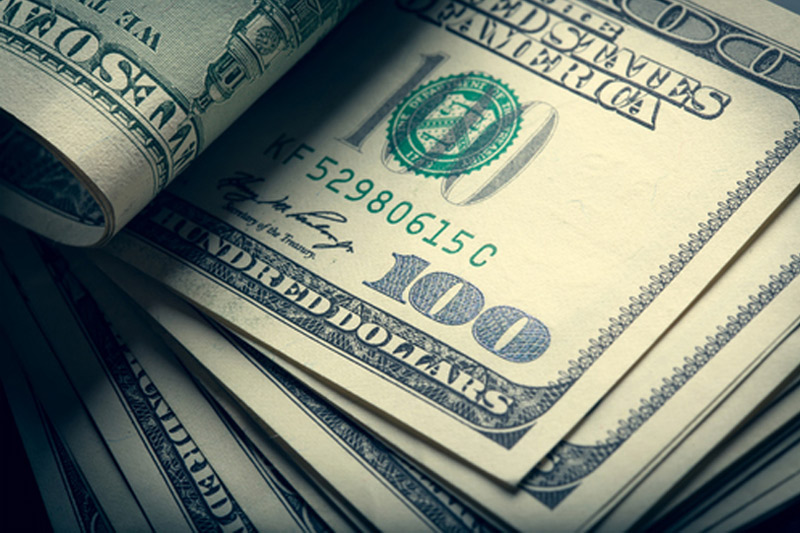 Dollar edges up vs. rivals after recent losses