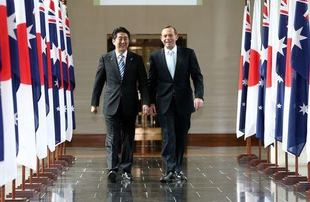 Япония и Австралия подписали пакт об экономическом партнерстве
