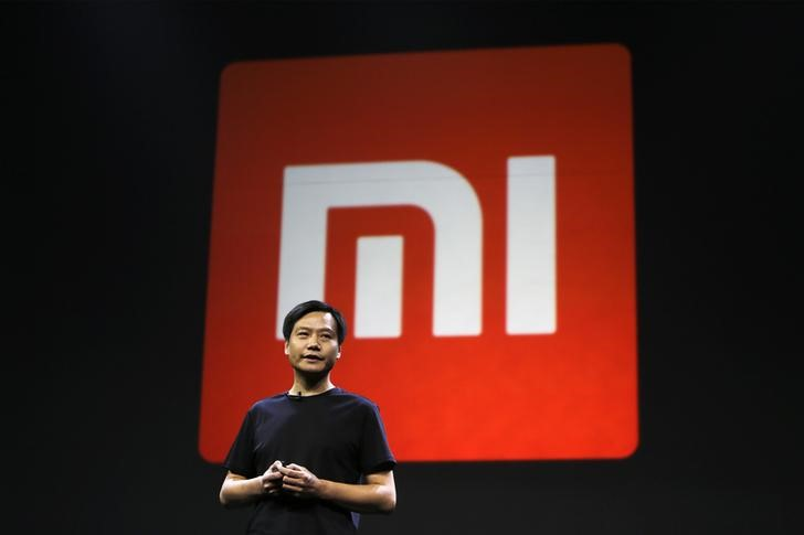 © Reuters Lei Jun, founder and CEO of China's mobile company Xiaomi, speaks at launch ceremony of Xiaomi Phone 4 in Beijing