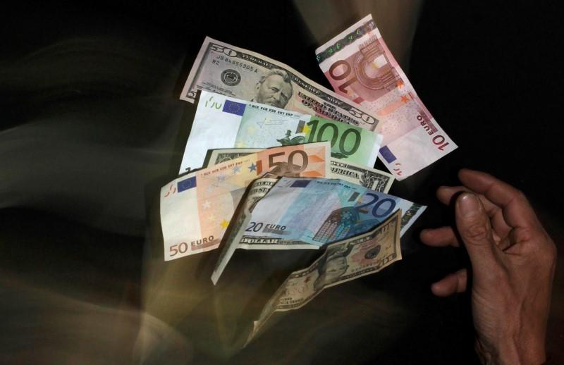 Торги на форекс график пара доллар рубль
