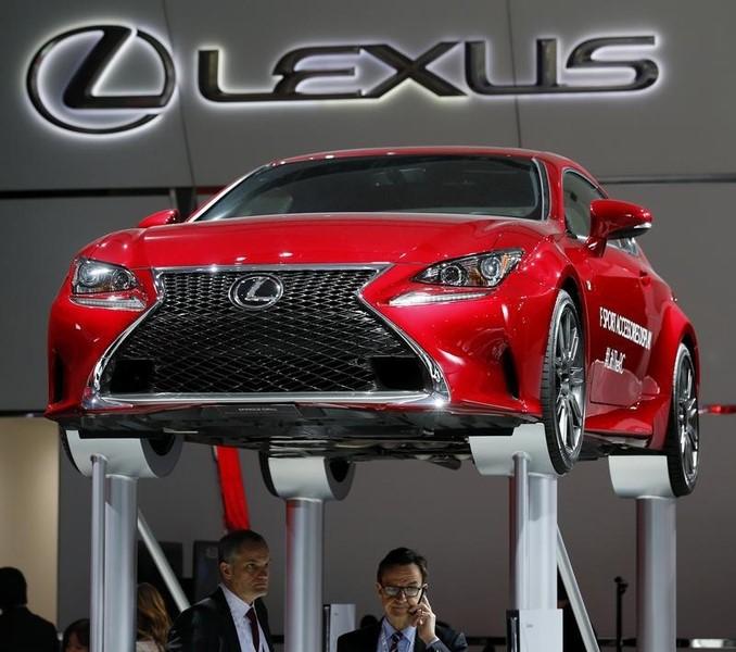 Lexus, Mazda get highest marks in Consumer Reports auto brand study