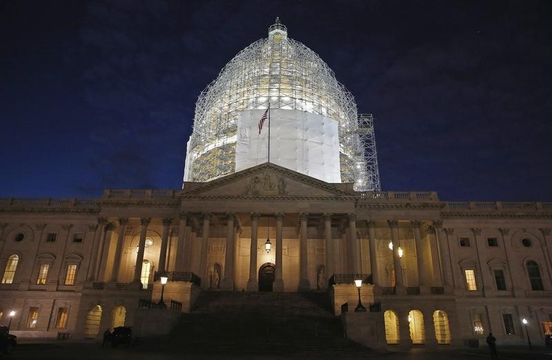 Republicans pass deep spending cuts, aim at Obamacare