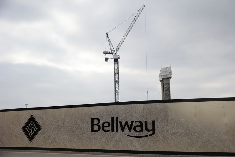 Builder Bellway shrugs off Brexit uncertainty as reservations rise