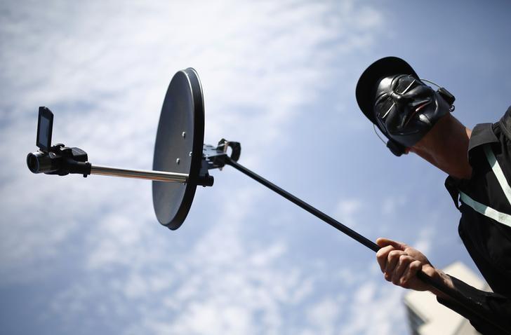 © Reuters. Los gobiernos no pueden exigir la conservación masiva de datos de sus ciudadanos