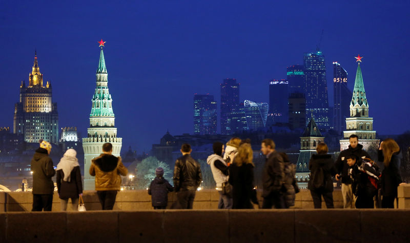 Russian retail slump clouds forecasts for economic recovery