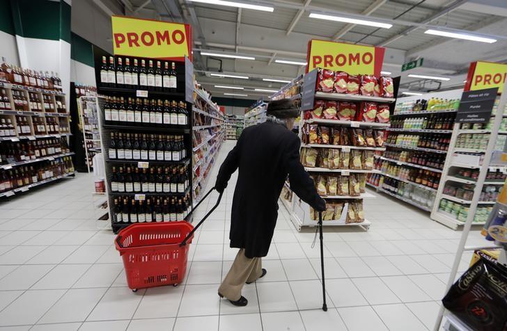 Inflationsschub in Frankreich bleibt überraschend aus