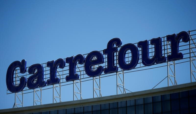 global marketing strategy of carrefour in