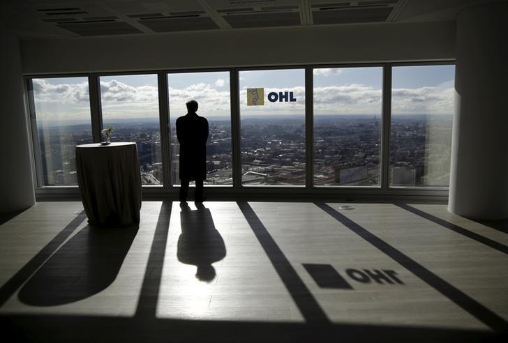 © Reuters. Un juez acuerda la liquidación de Cemonasa, filial de OHL