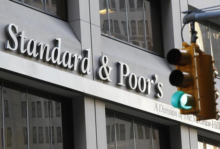 © Reuters. Офис Standard & Poor's в Нью-Йорке