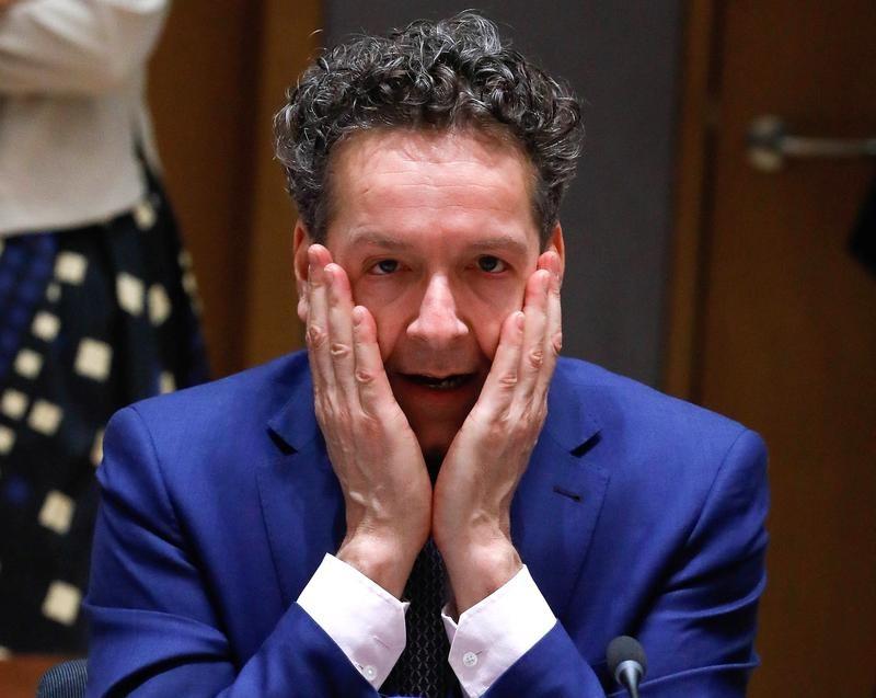© Reuters. Grecia, Dijsselbloem: creditori ancora divisi, dibattito si intensificherà