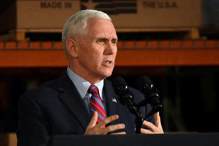 Pence cancels trip to work on healthcare as House vote looms