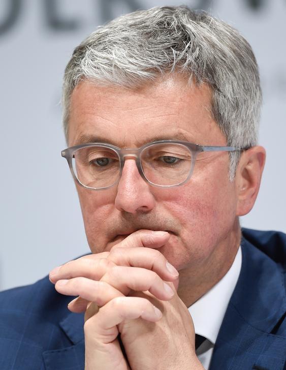 Audi-Chef steht nächste Woche schon wieder im Feuer