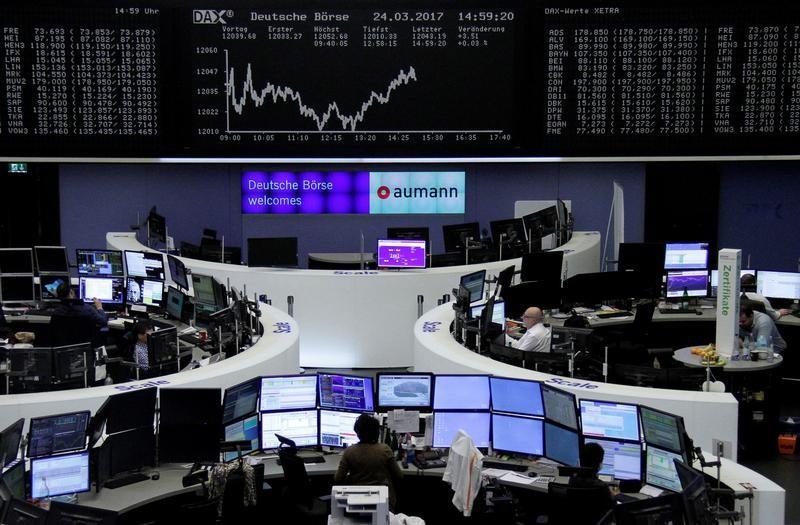 أسهم أوروبا تهبط بفعل خسائر شركات التعدين بعد انتكاسة ترامب