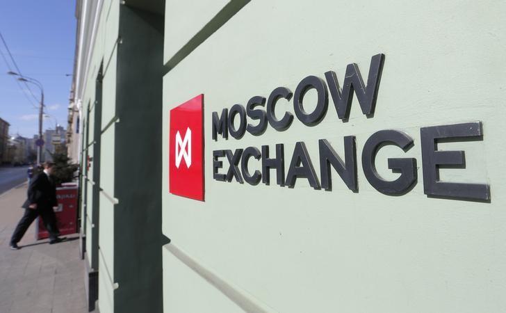 © Reuters. Московская фондовая биржа