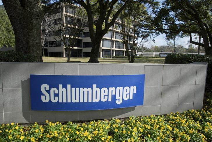 © Reuters. SCHLUMBERGER, À SUIVRE À WALL STREET