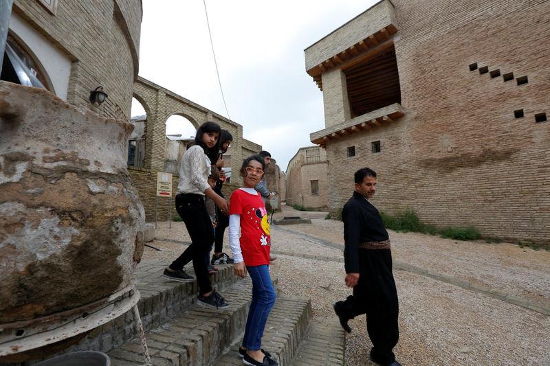 As war wrecks ancient Iraq, Erbil works to rebuild citadel By Reuters