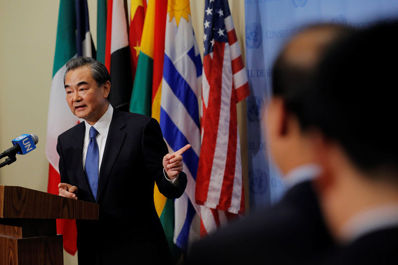 U.S. says 'major conflict' with North Korea possible, China warns of escalation