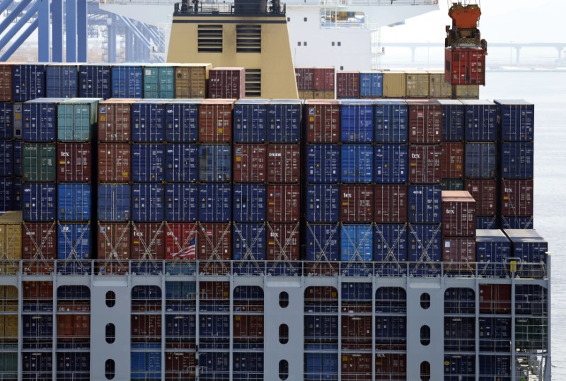 South Korea April export growth hits near six-year high, trade surplus with U.S. falls