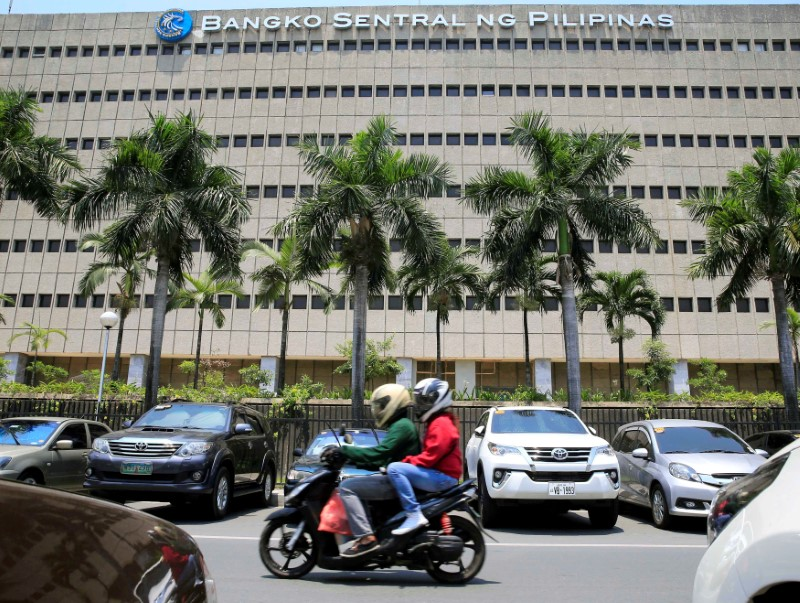 Philippine Central Bank Says Monetary Policy Settings