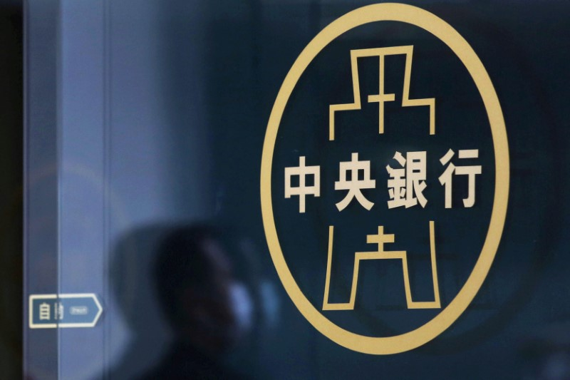 Taiwan's central bank sees strong economic growth, stable inflation
