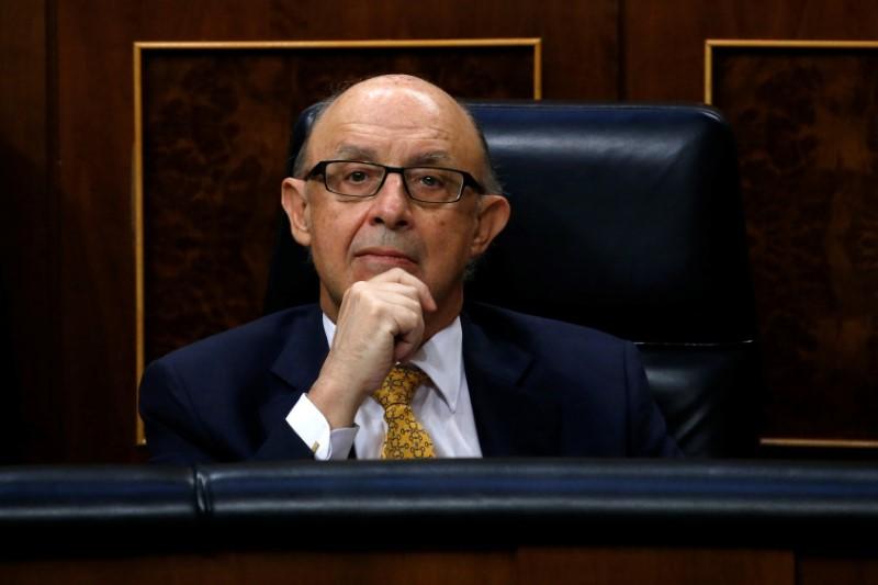 © Reuters. El Constitucional tumba la amnistía fiscal de 2012 en España
