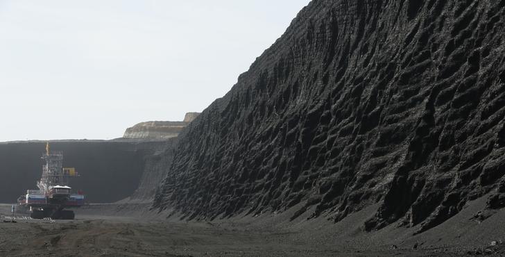 © Reuters. Березовский угольный разрез
