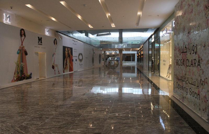 Doha mall's $1 billion-plus loan refinancing frozen amid Qatar boycott: sources