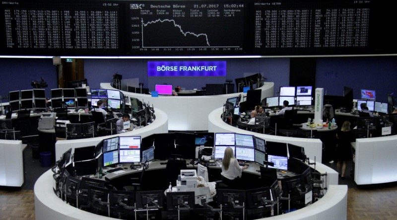 Oil bounce, company results keep stocks on high