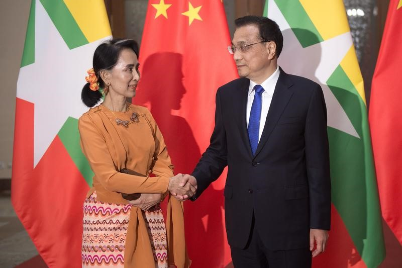 china myanmar bilateral relations