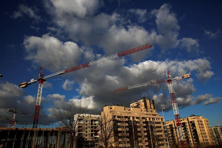 © Reuters. La compraventa de vivienda en España sube un 19,3% internanual en junio