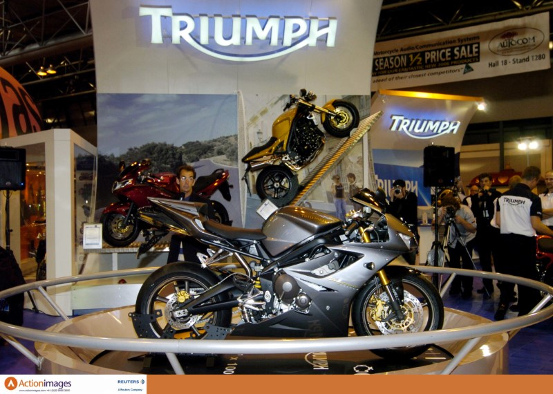 Bajaj Auto In Pact With Triumph Motorcycles Uk By Reuters