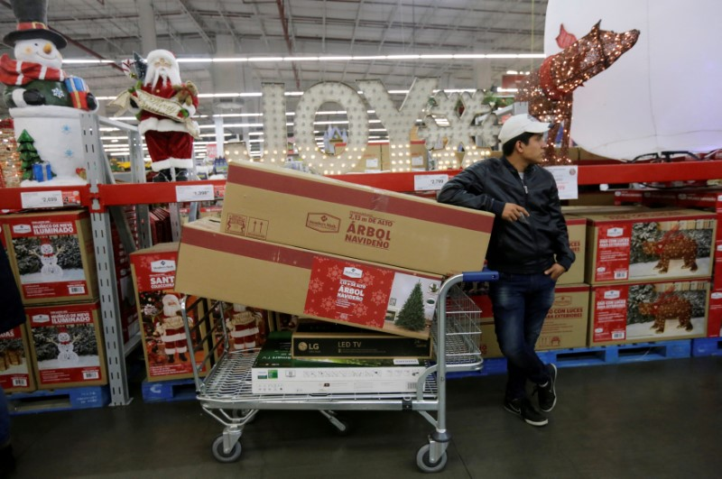 Mexico annual inflation rises more than expected ahead of rate meeting
