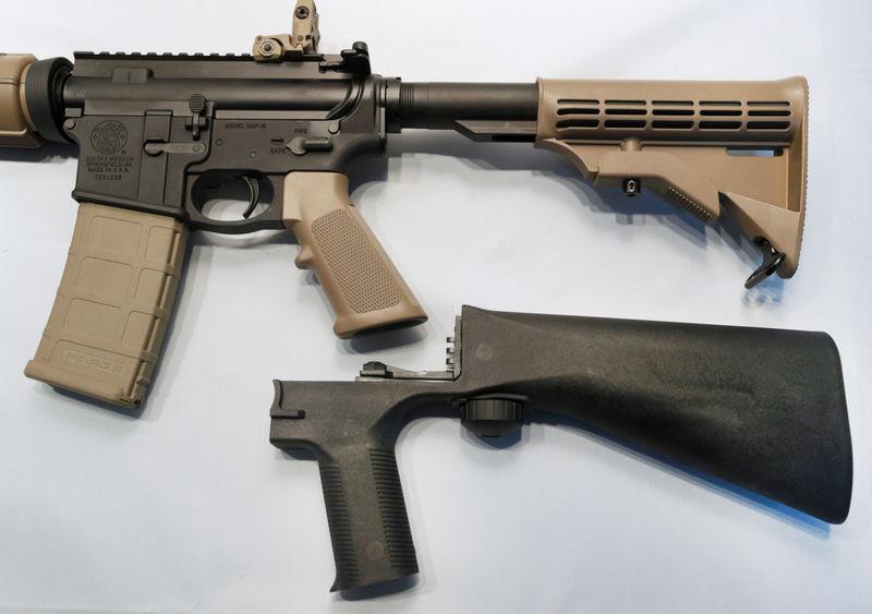 NRA backs 'bump stocks' regulations after Las Vegas massacre