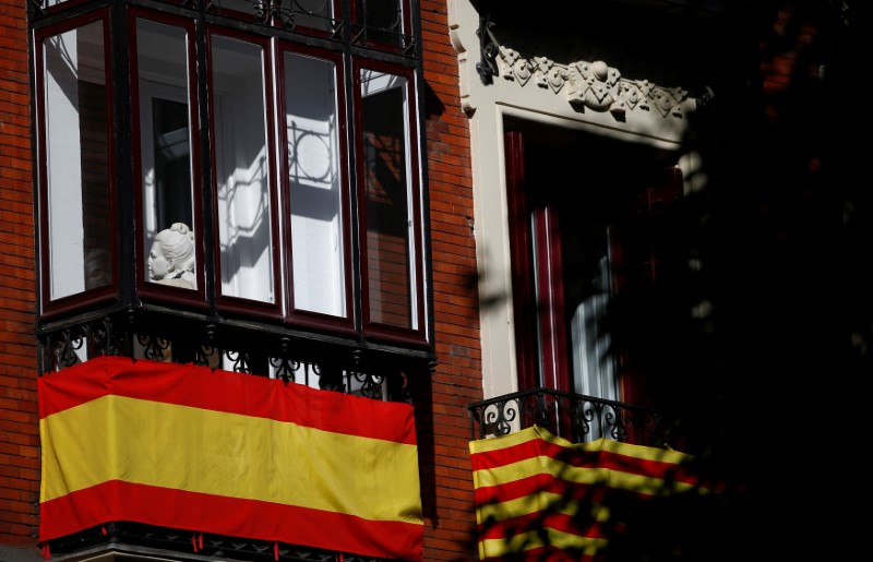 Spain to take control of Catalonia if gets ambiguous reply on independence