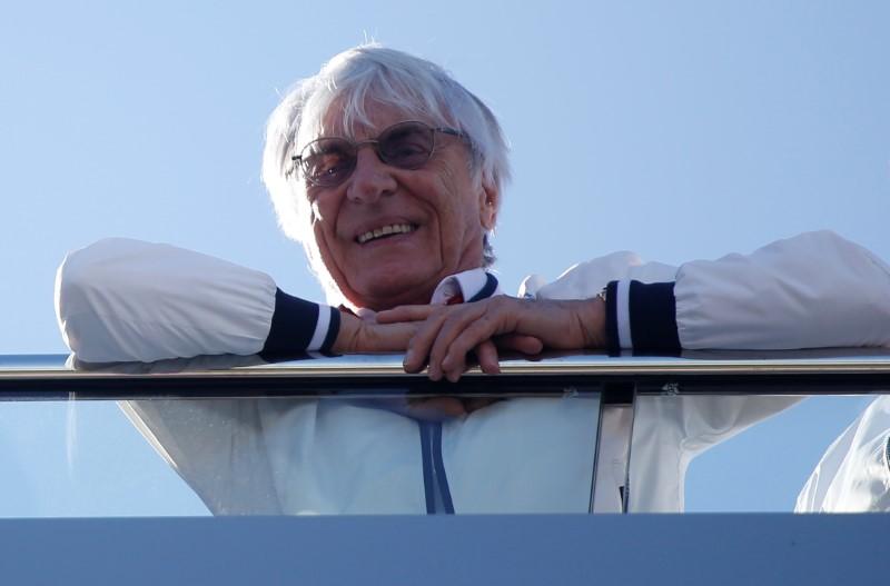 © Reuters. Formula One - F1 - Russian Grand Prix