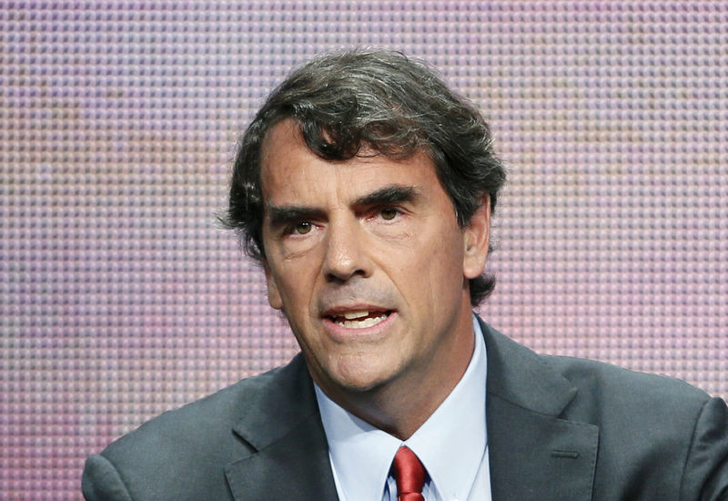 © Reuters. FILE PHOTO: Tim Draper from