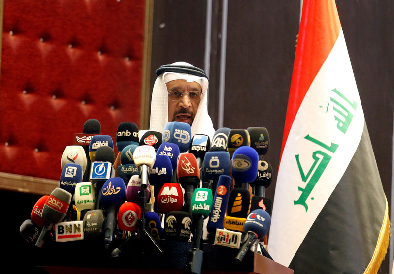 Saudi Energy Minister Falih says concerned about Asia's future energy security