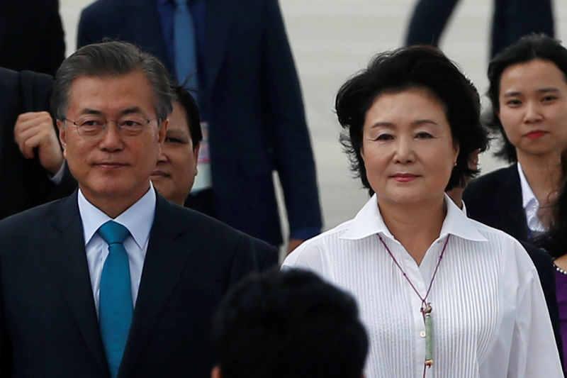 Anal american wife to a korean president