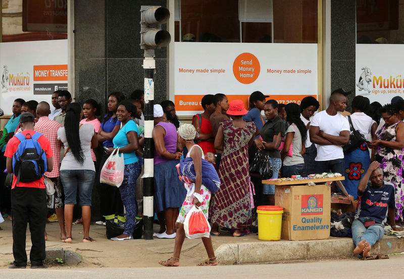 Think bitcoin's getting expensive? Try Zimbabwe