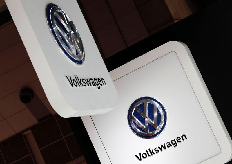 Volkswagen Says Offices Of Cfo Hr Chief Chairman Raided By Tax Authorities And Prosecutors