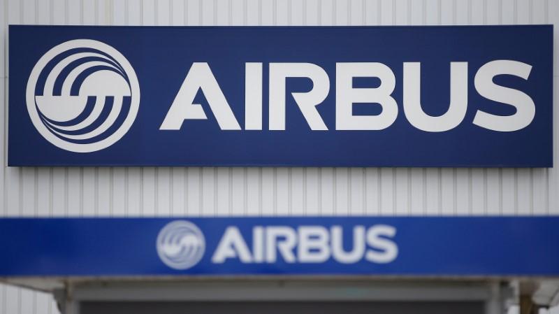© Reuters. INDIGO PARTNERS PROCHE D'UNE COMMANDE DE 400 AIRBUS