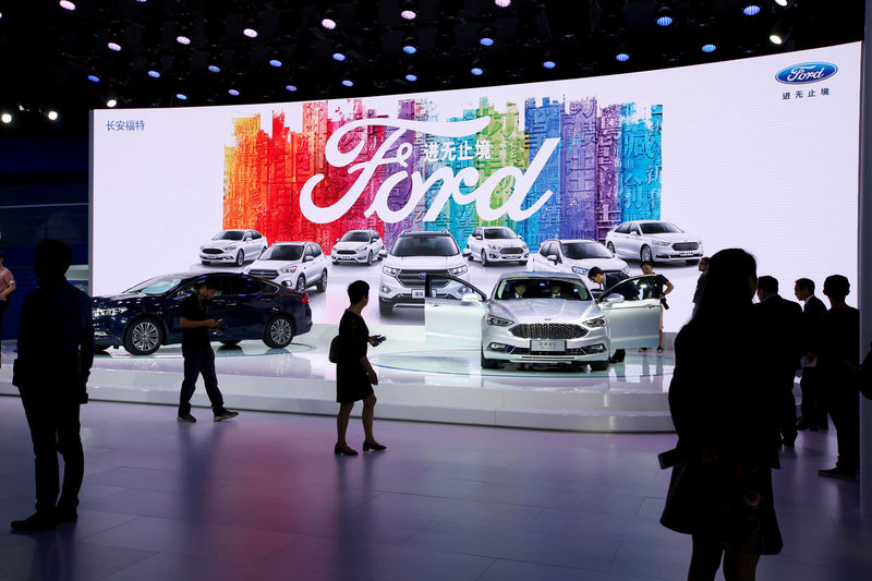 Direct Auto Sales >> Exclusive Ford Set For China Tie Up With Alibaba To Test