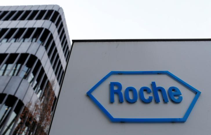 © Reuters. LE TECENTRIQ DE ROCHE AVEC D'AUTRES TRAITEMENTS S'AVÈRE EFFICAC