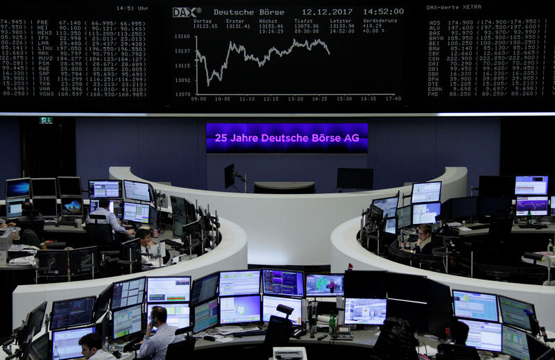 M&A 'boom' dominates Europe share trading as oil leads gains