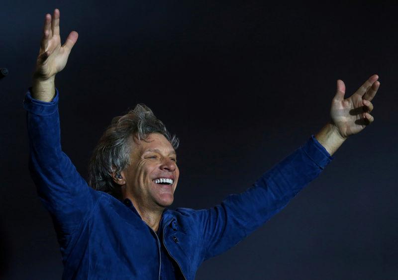 Bon Jovi, Nina Simone among five Rock Hall of Fame inductees