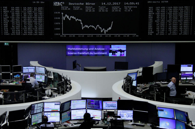 أسهم أوروبا تغلق منخفضة مع فشل المركزي الأوروبي في إعطاء قوة  دفع للسوق