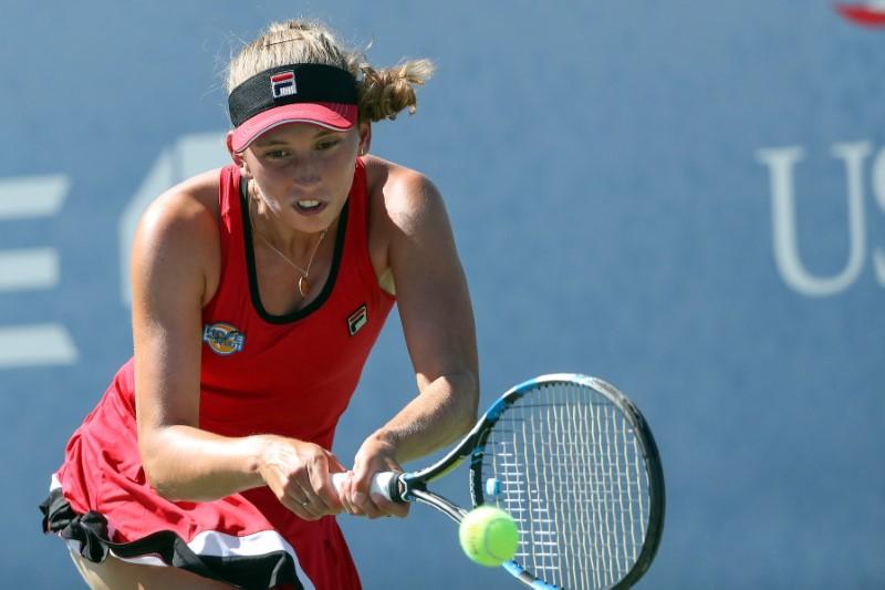 © Reuters. Tennis: U.S. Open