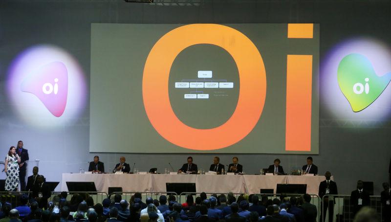 © Reuters. Assembleia Geral de Credores da Oi no Rio de Janeiro